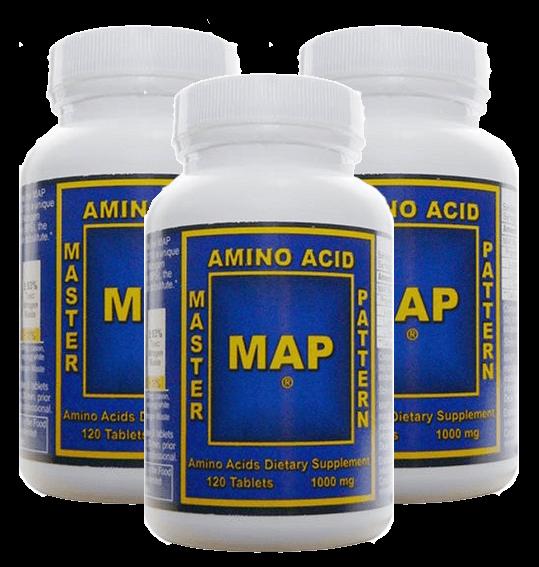 3 x MAP (120 tableta)